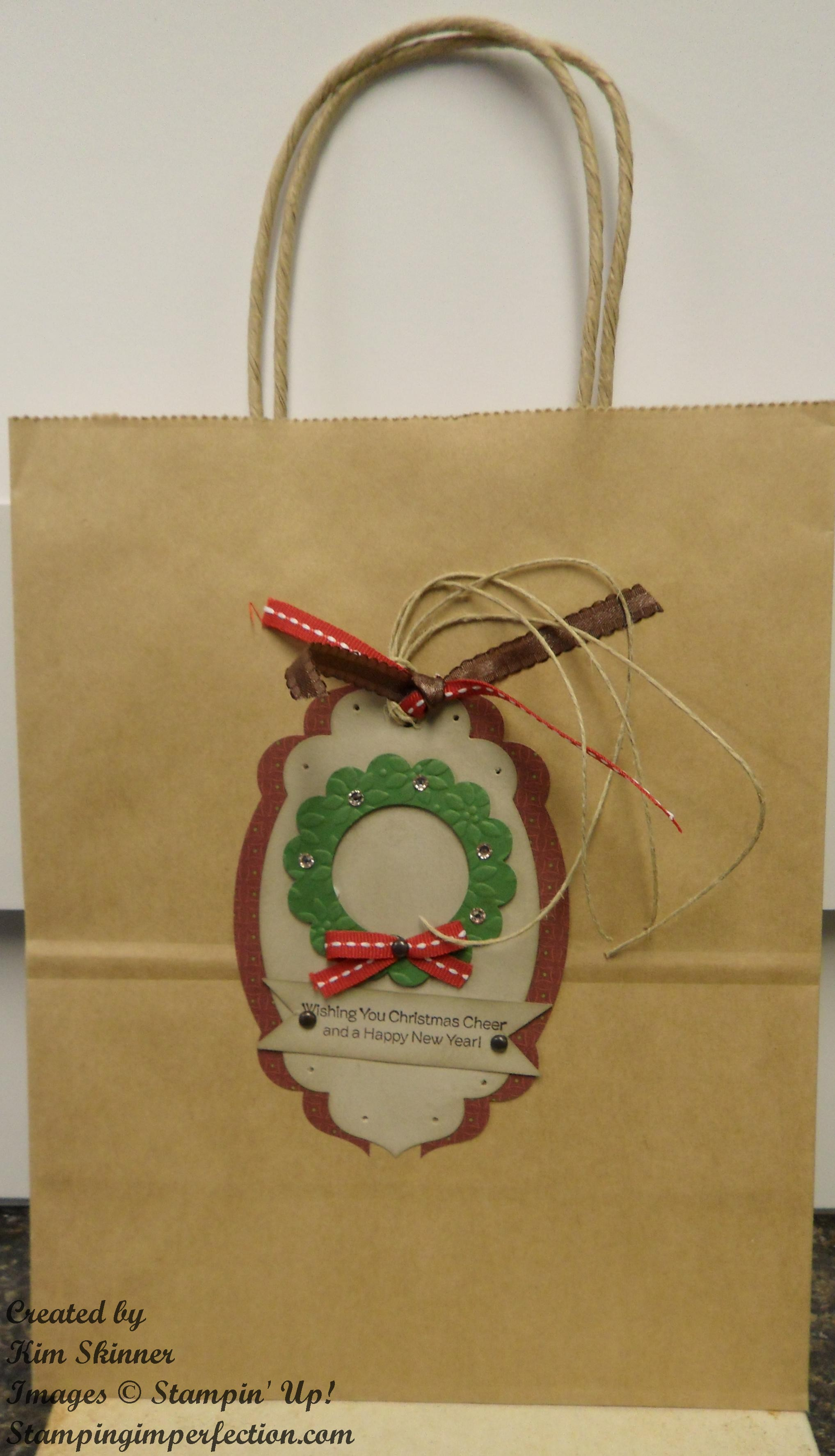 Decorate Bags to Wrap Your Gifts