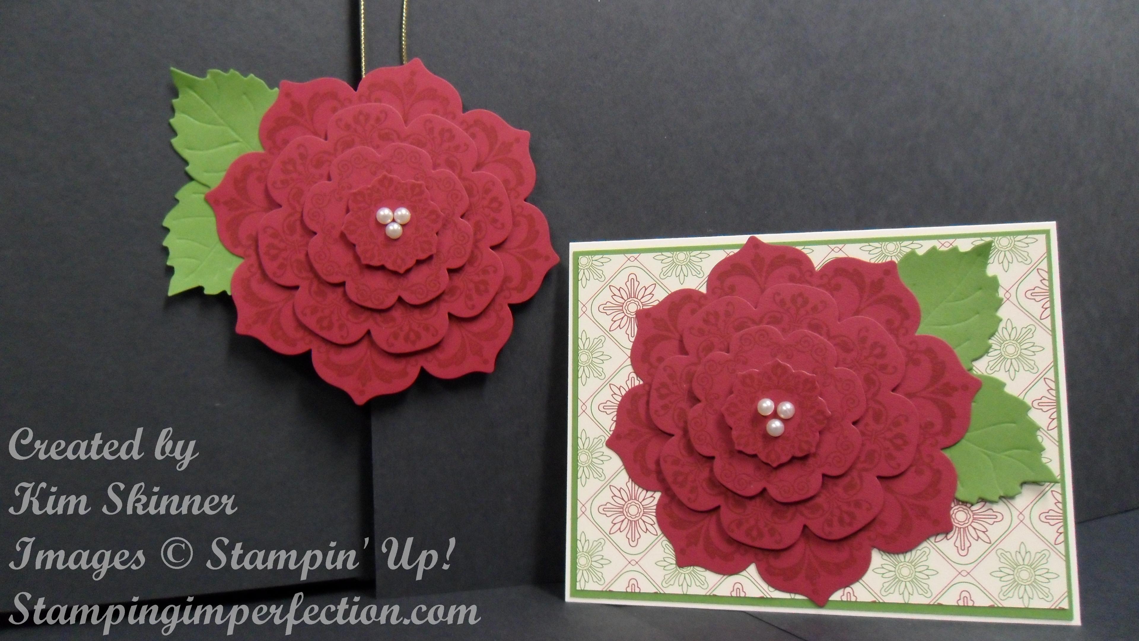 Ornament and card idea.