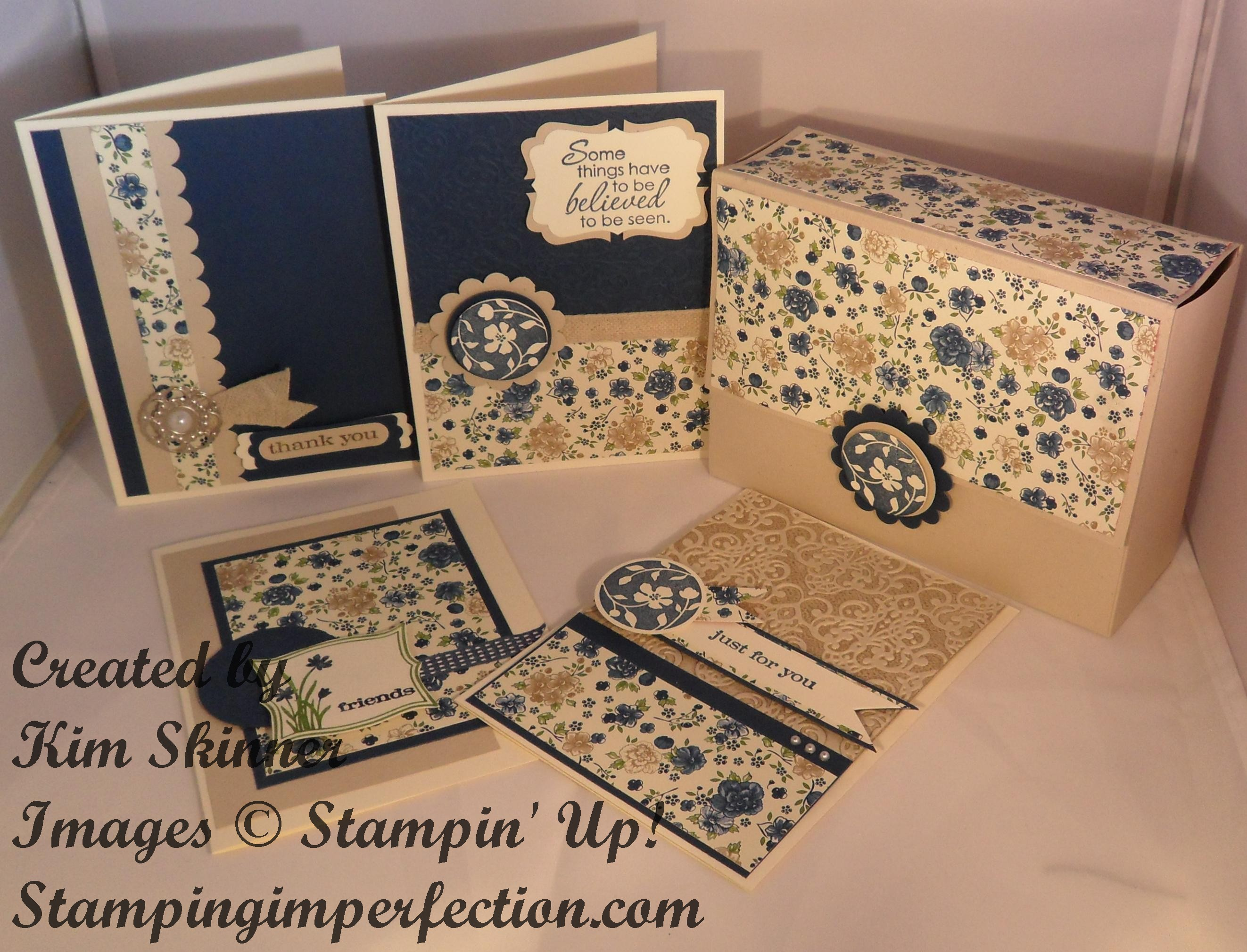 jan card box set
