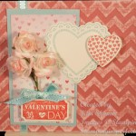 Stampin' Up! and the Frilly Valentine's Day Cards!