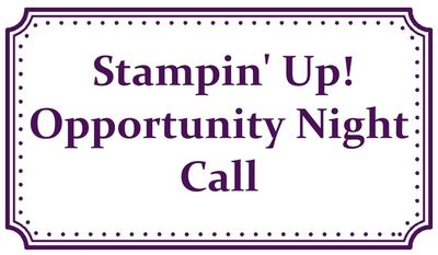opportunity night