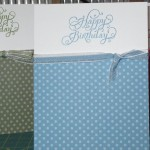 Happy Beautiful Birthday from Stampin' Up!