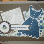 All Dressed Up With Stampin' Up!