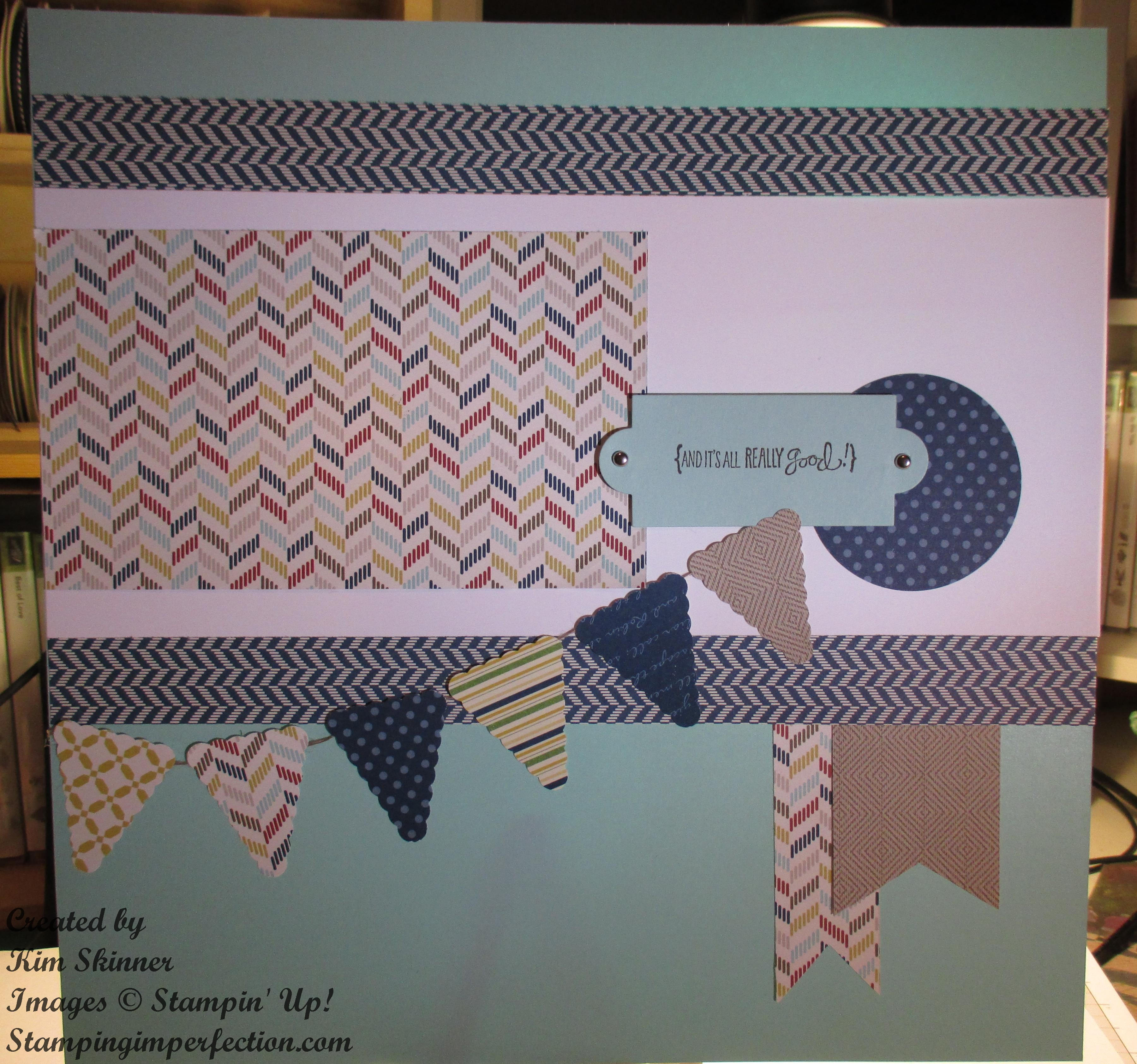 stamping and scrapbooking sunday series
