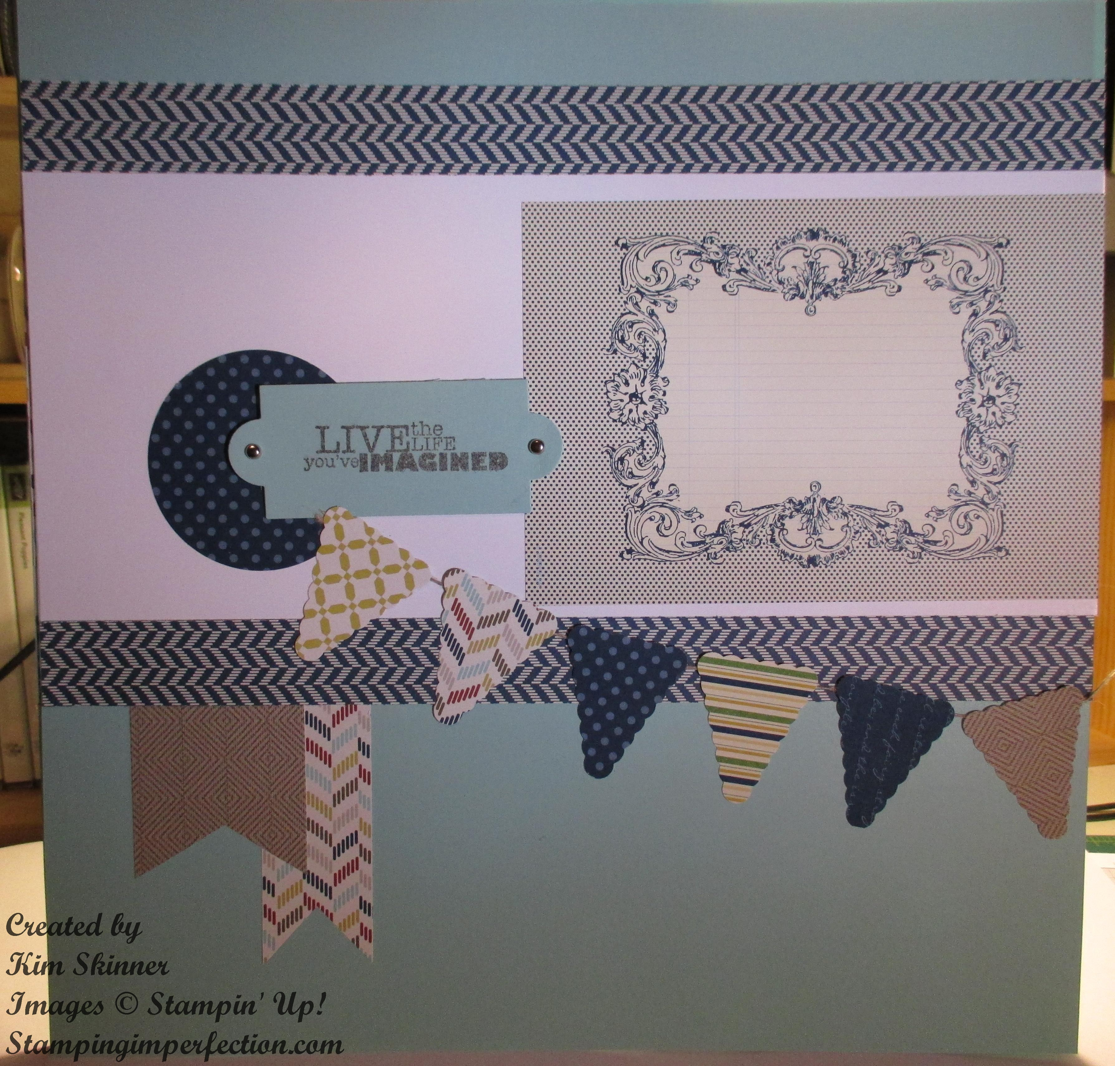 stamping and scrapbooking series