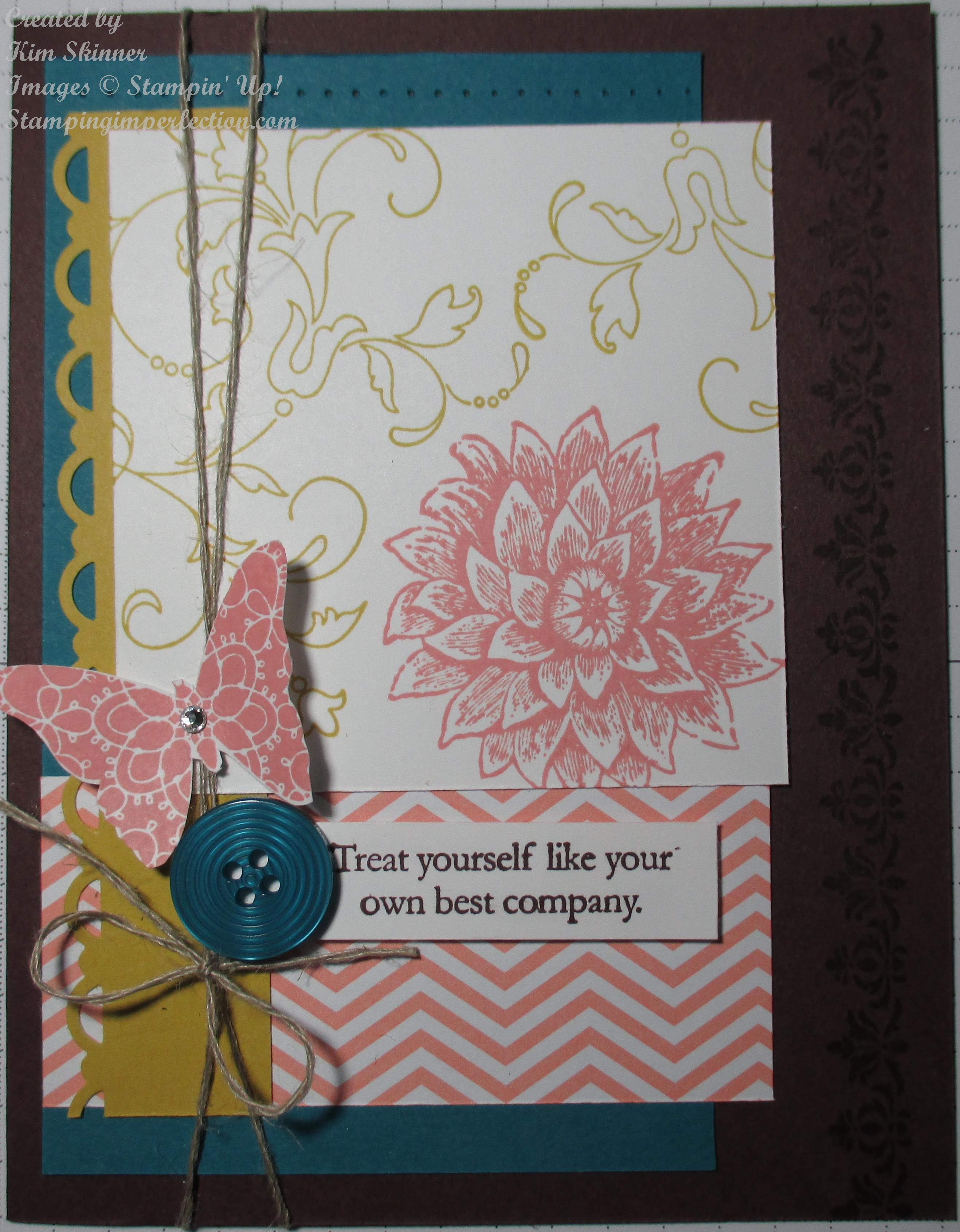 More Creative Elements In A New Color Challenge