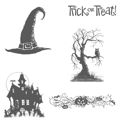 Trick Or Treat With Stampin Up Stamping Imperfection
