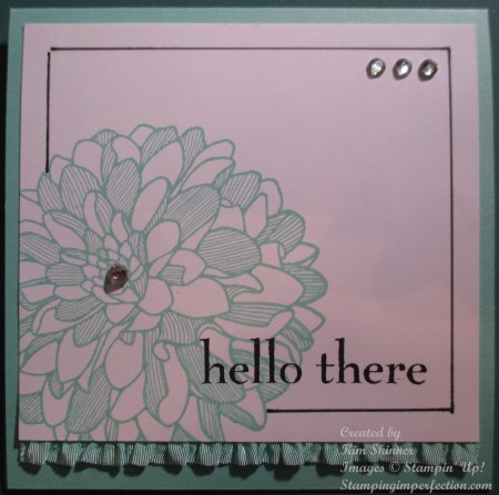 hello,there_stampin' Up!