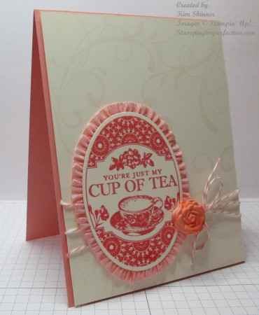 create quick and easy subtle card