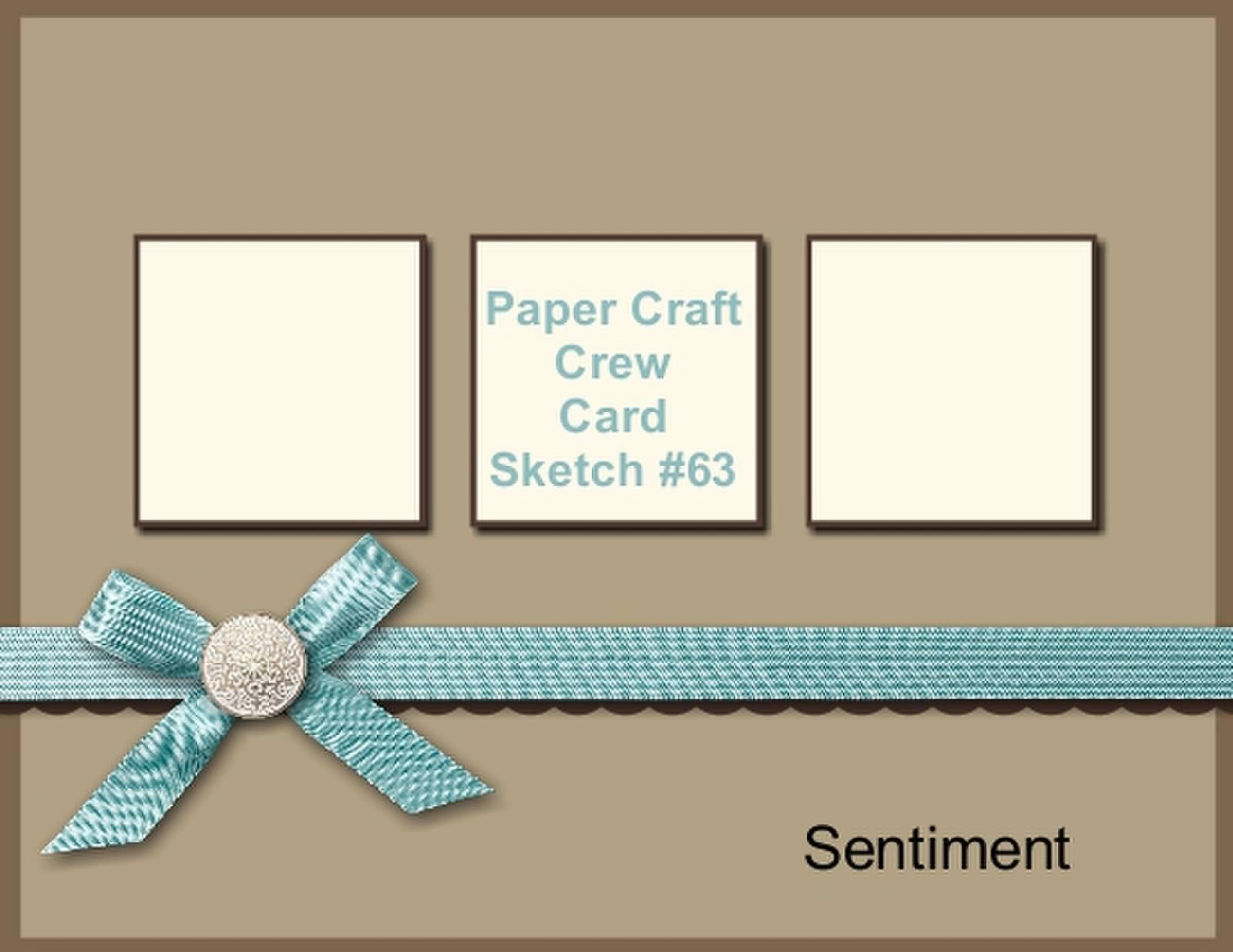 paper craft crew sketch 63