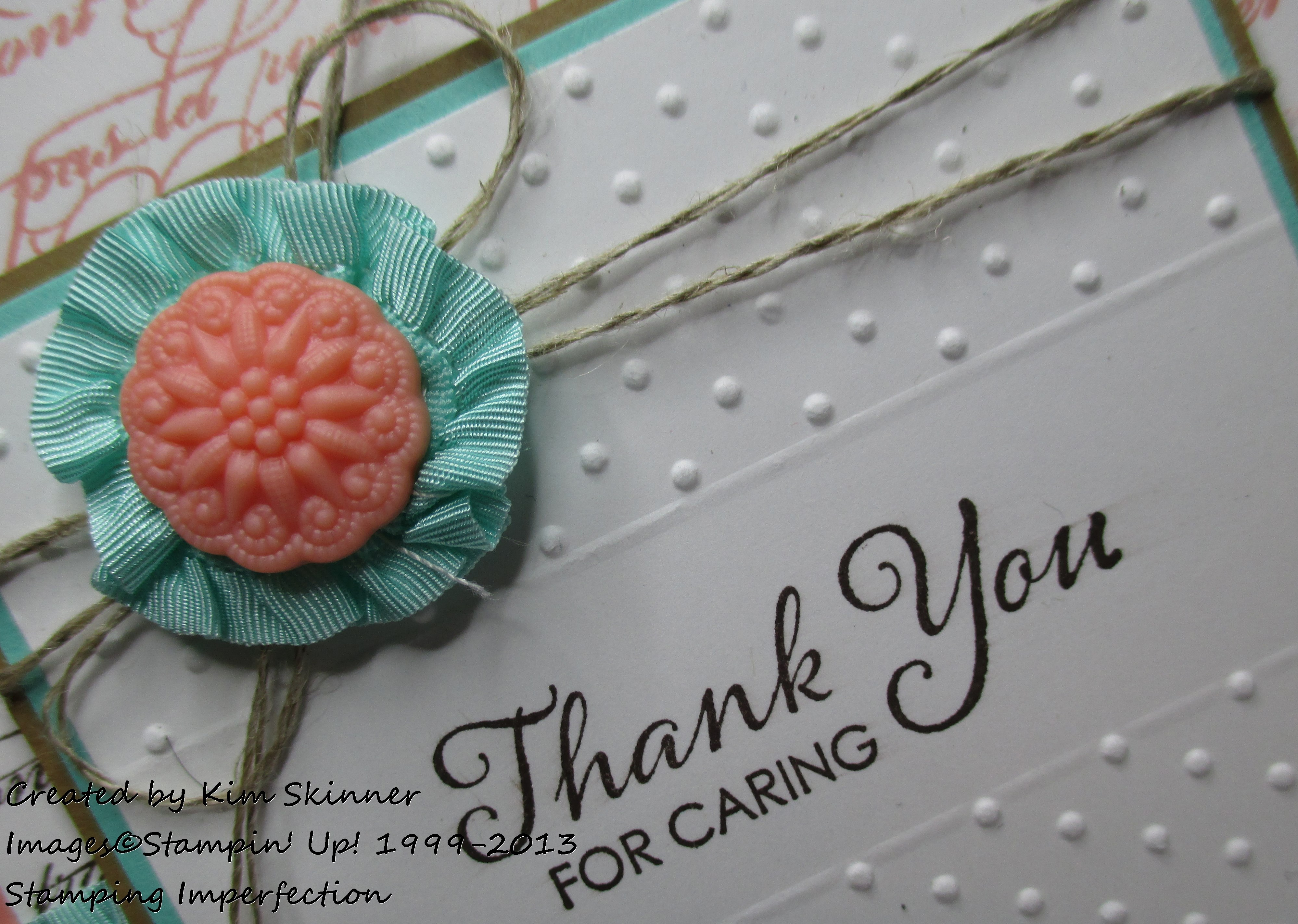 CASED card inspired by Quick Cards Made Easy Magazine
