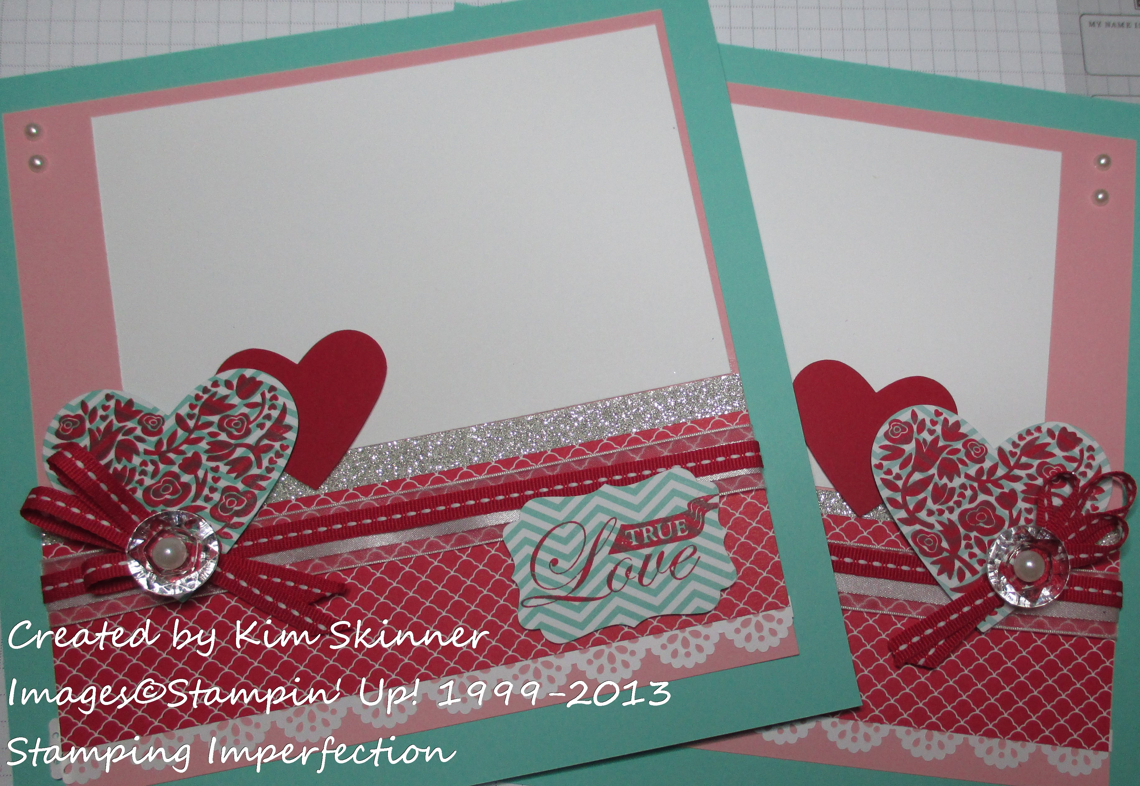 true love scrapbook