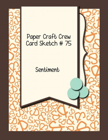 paper craft crew sketch