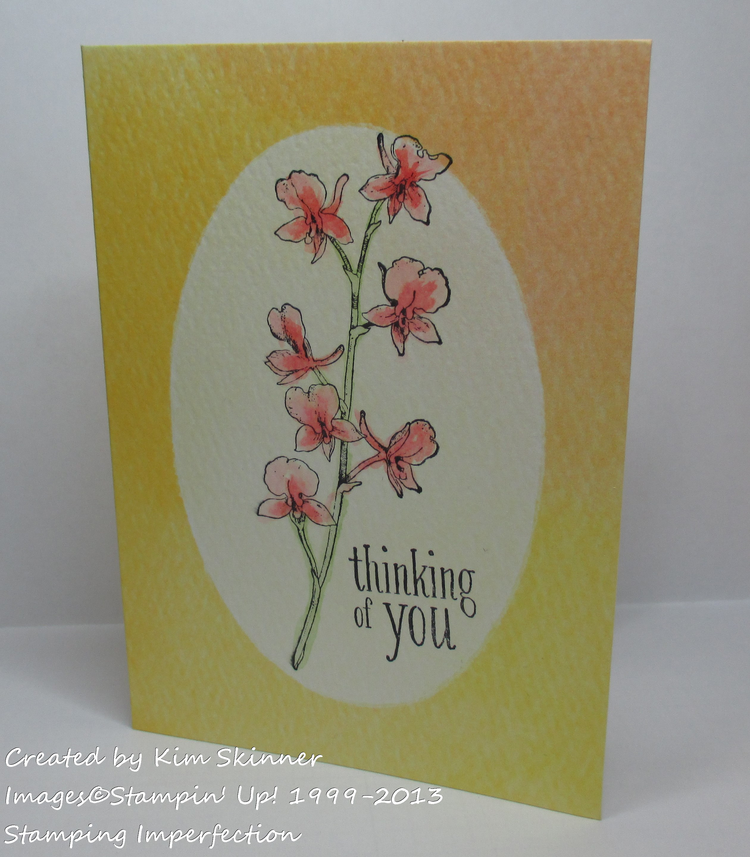 6 watercolor cards