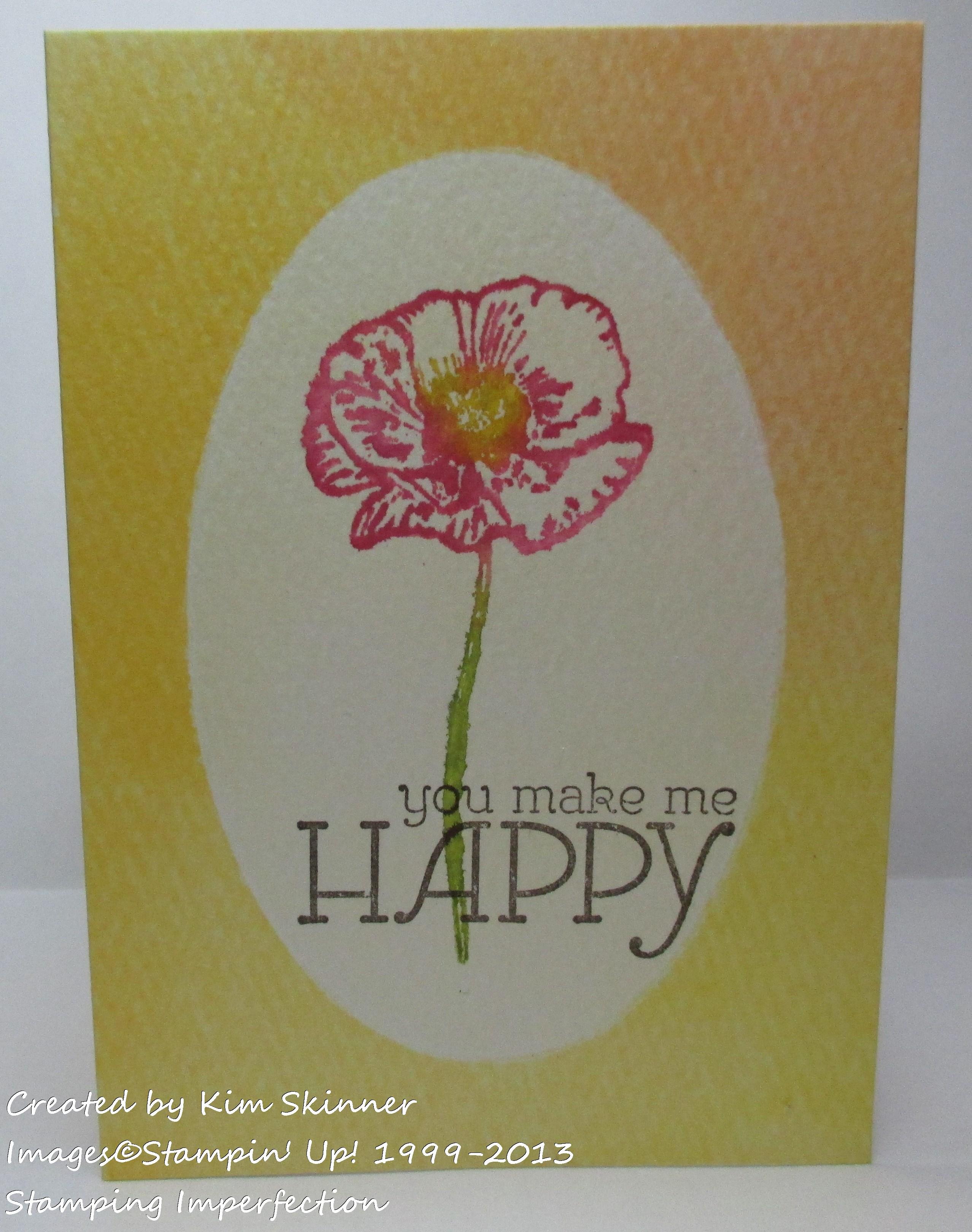 6 watercolor card ideas