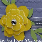 stamping imperfection simple stems