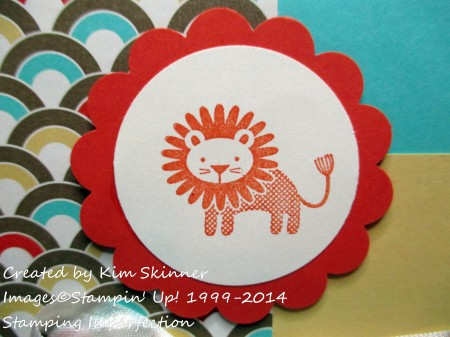 stamping imperfection zoo babies