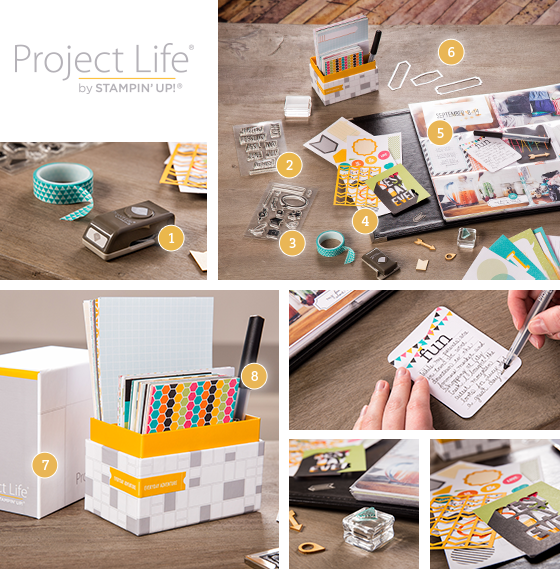 stamping imperfection project life