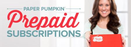 PaperPumpkin prepaid