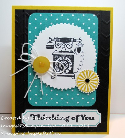 stamping imperfection 4 things card makers will love about project life