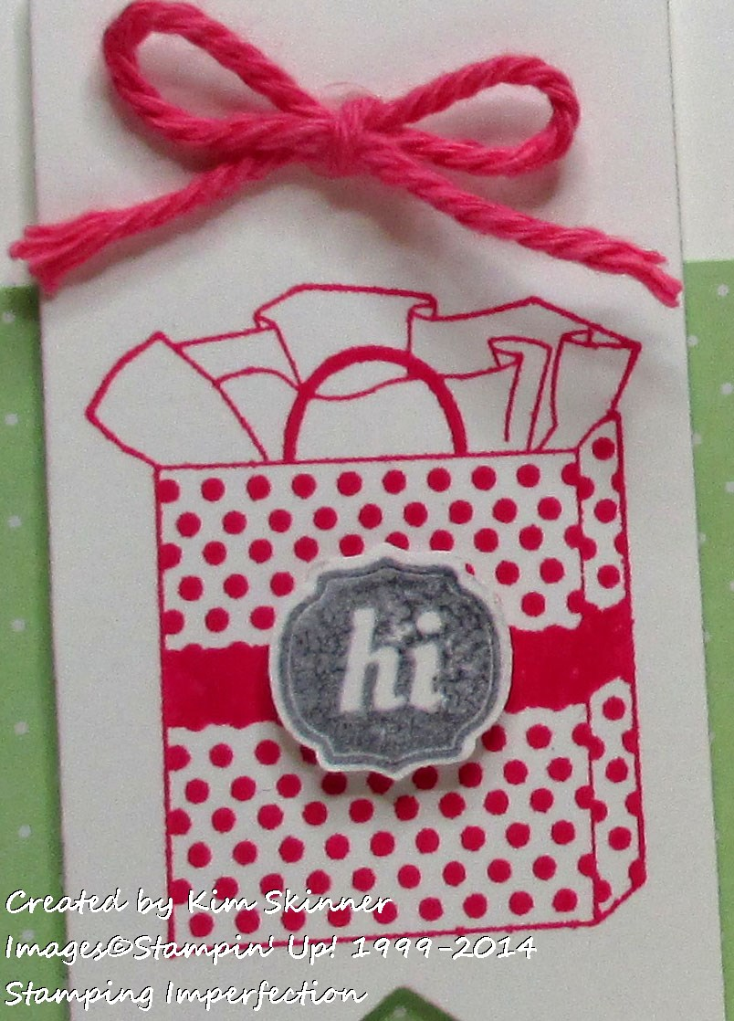 "Stampin' Up! Had Me At, ""It Coordinates""!"