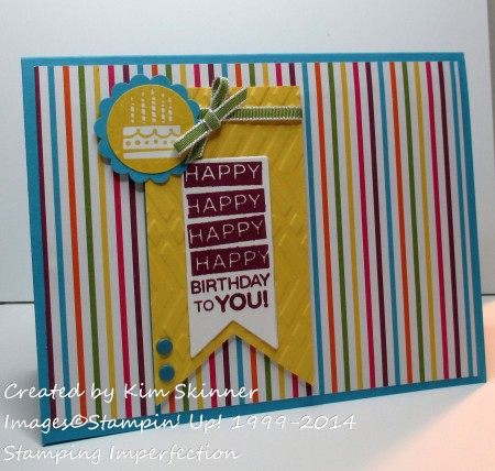 stamping imperfection happy
