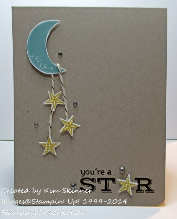 stamping imperfection written in the stars