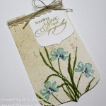 Stamping Imperfection Fun New Gadgets: Party Pennant Bigz Die