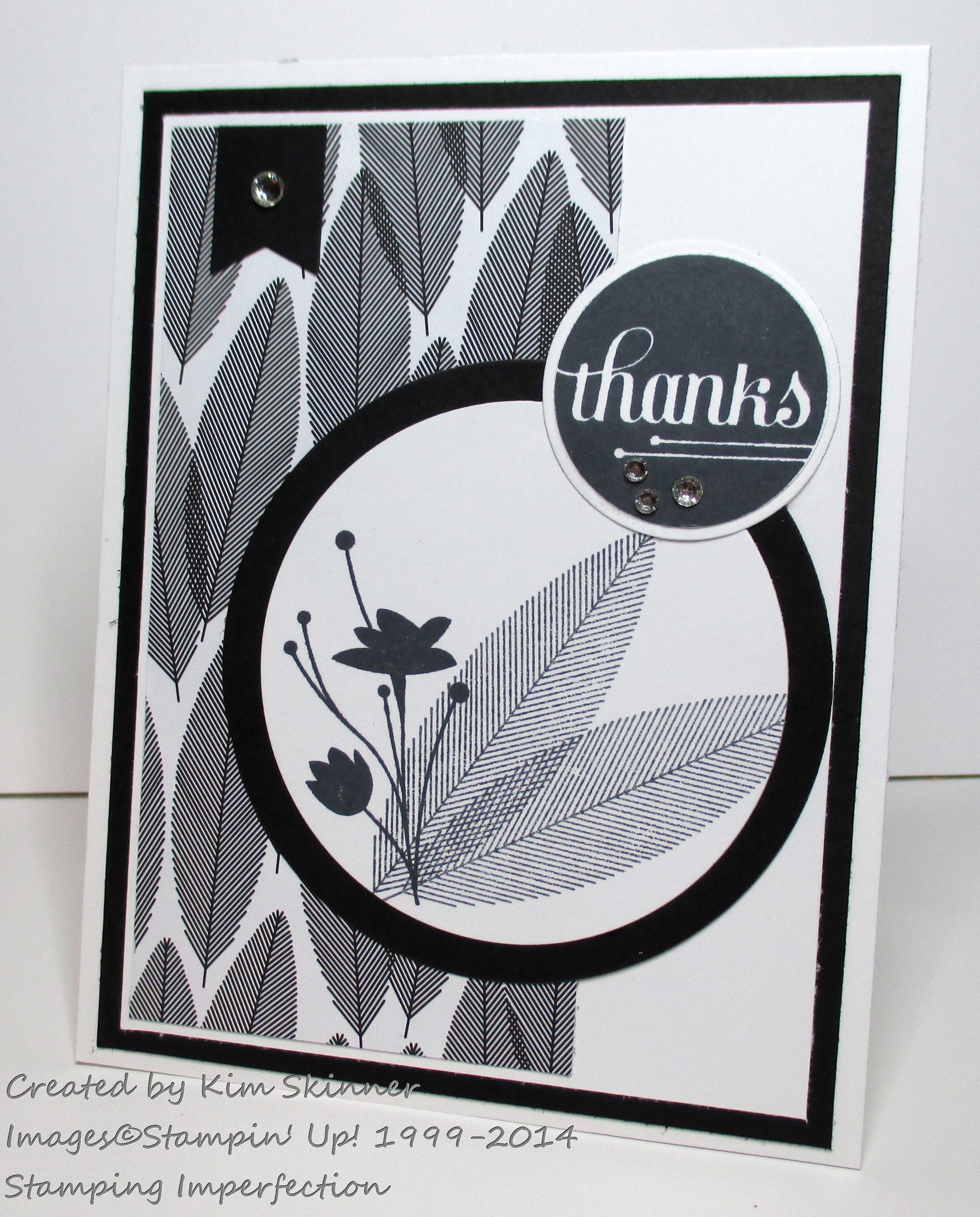 Stamping Imperfection beware more designer paper to love!