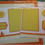Stamping Imperfection Stamping and Scrapbooking Sunday