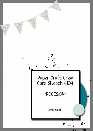 stamping imperfection paper craft crew sketch