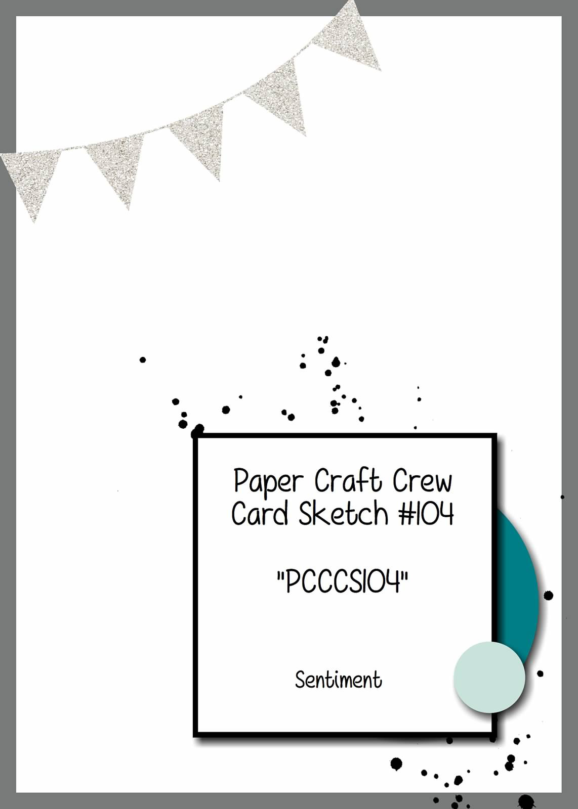 Hip Hip Hooray For Card Kits + A Sketch Challenge!