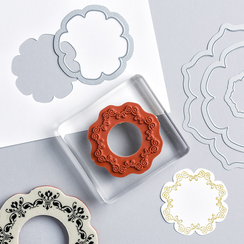 Stamping Imperfection Flowery Daydream Bundle