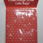 Stamping Imperfection Create Custom Cello Bags
