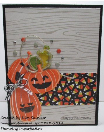 Stamping Imperfection Fall Fest cards