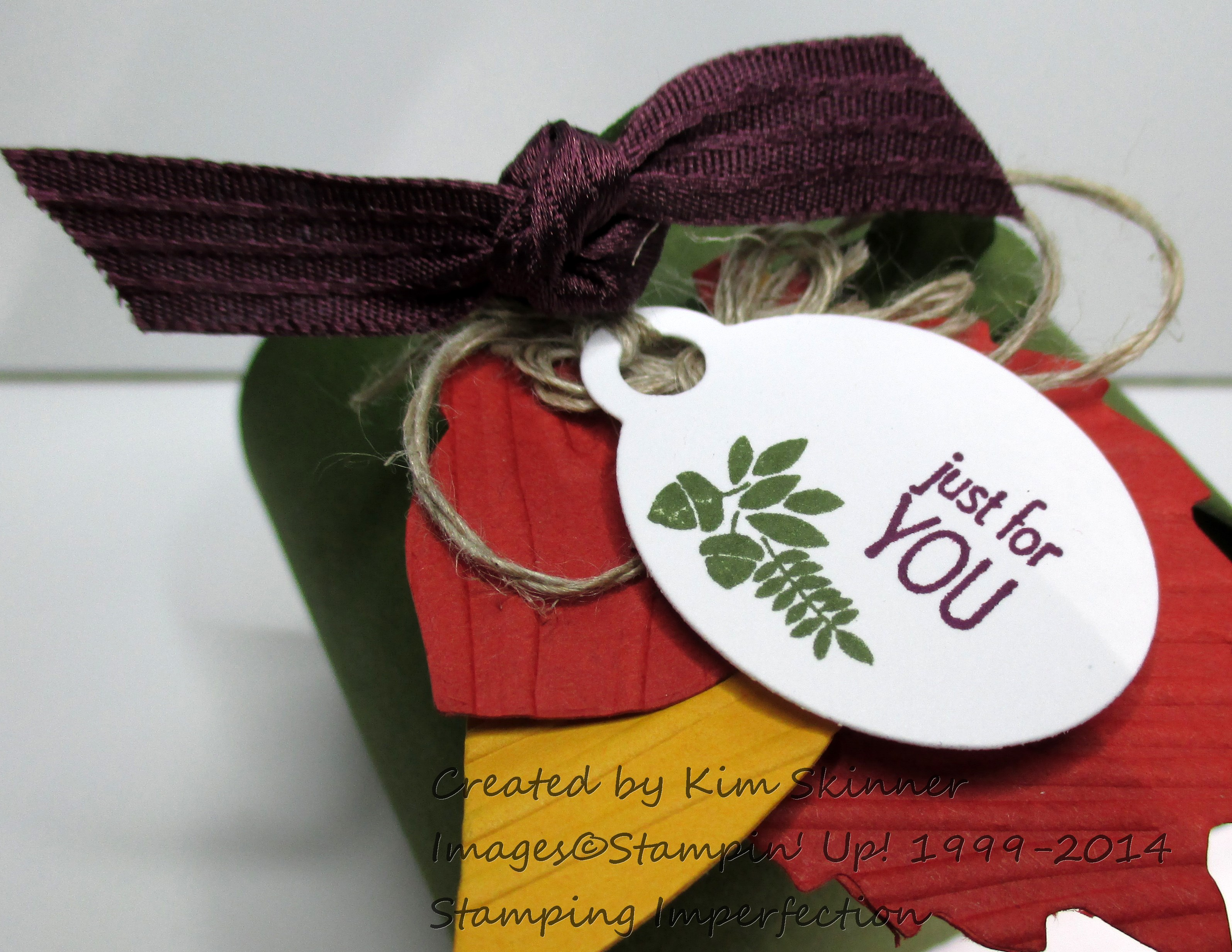 10 days of thanksgiving projects day 4 curvy gift boxes