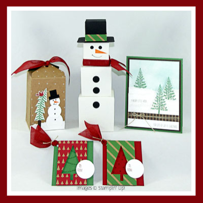 November Winter Gift Box Set