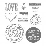 Stamping Imperfection New Photopolymer Stamp Set from Stampin' Up!
