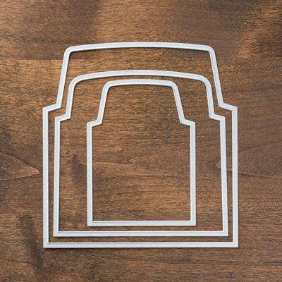 mystampingstore.com Envelope Liners Framelits
