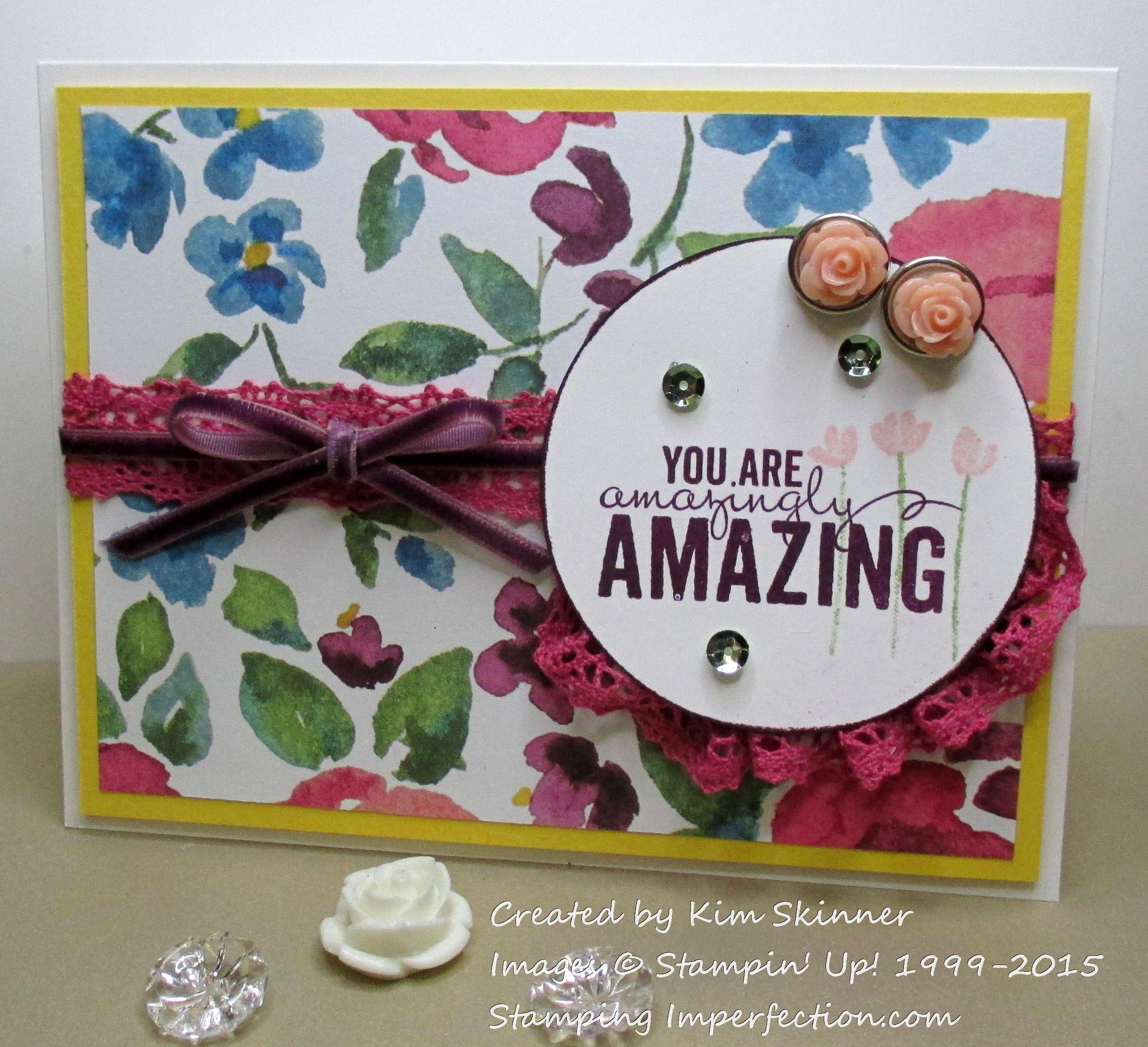 using the artisan embellishment kit
