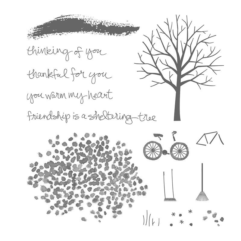 sheltering tree at mystampingstore.com
