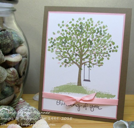 stamping imperfection sheltering tree