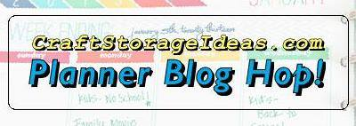 Craft Storage Blog Hop Stamping Imperfection