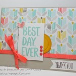 Butterfly Thinlets Update + Special Offer From Stampin' Up!