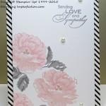 Sending Condolences With Pretty Cards