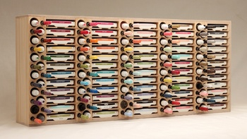 Stamping Imperfection Craft Storage - Combo Ink stoage unit from Stamp-N-Storage