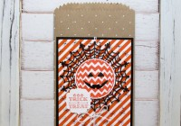 handmade halloween_treat_bags with stamping imperfection