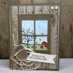 Handmade Cards:  Happy Scenes With Hearth And Home