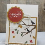 Create A Spooky Autumn Card
