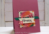 Sweet Sugarplum card inspiration